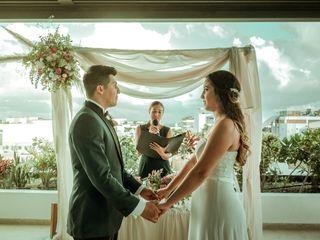 La boda de Mariana y Erick 1