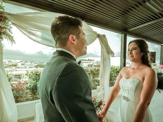 La boda de Mariana y Erick 2