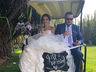 La boda de Lore y Fede 1