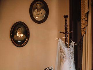 La boda de Andrea  y Ulises  1
