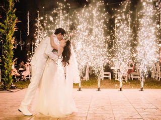 La boda de Andrea  y Ulises