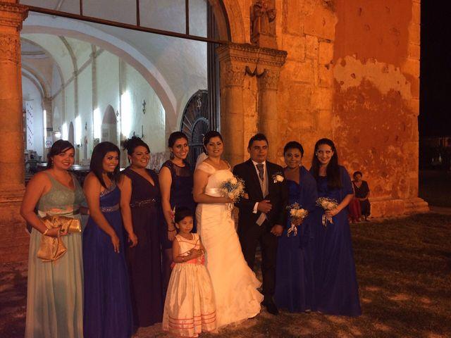 La boda de Gilberto y Martha en Ticul, Yucatán 2