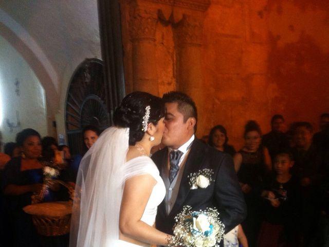 La boda de Gilberto y Martha en Ticul, Yucatán 8