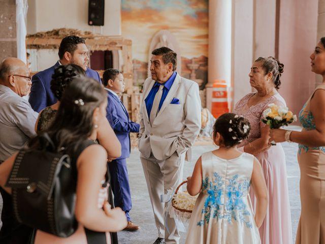 La boda de Pablo y Gis en Minatitlán, Veracruz 8