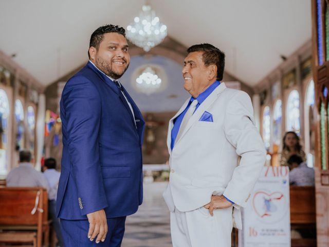 La boda de Pablo y Gis en Minatitlán, Veracruz 9