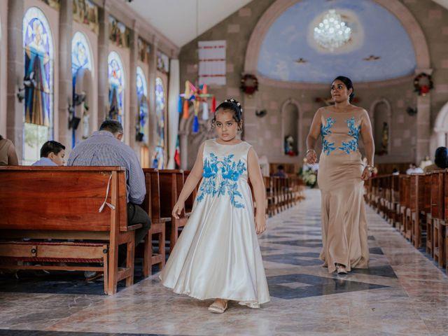 La boda de Pablo y Gis en Minatitlán, Veracruz 13