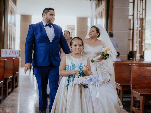 La boda de Pablo y Gis en Minatitlán, Veracruz 15