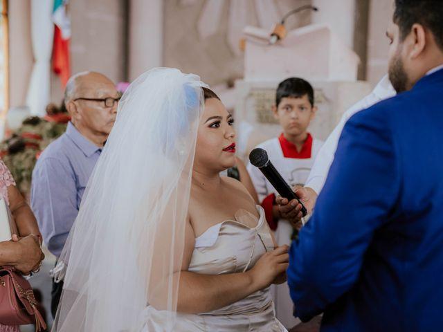 La boda de Pablo y Gis en Minatitlán, Veracruz 18