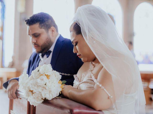 La boda de Pablo y Gis en Minatitlán, Veracruz 21