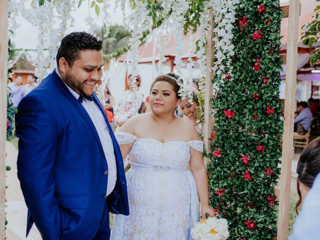 La boda de Pablo y Gis en Minatitlán, Veracruz 29
