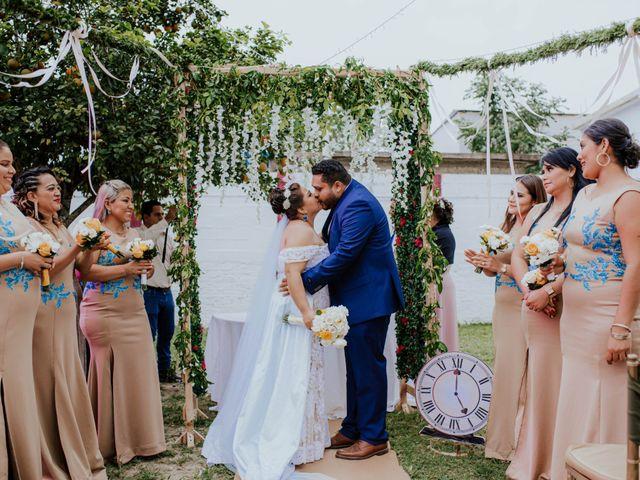 La boda de Pablo y Gis en Minatitlán, Veracruz 30