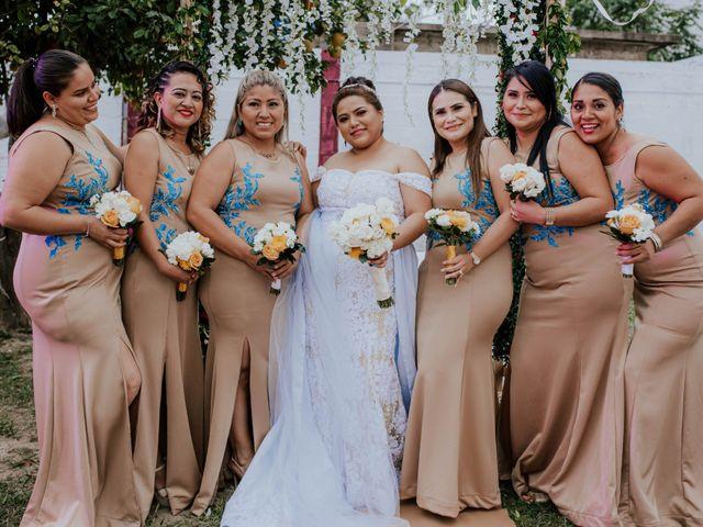 La boda de Pablo y Gis en Minatitlán, Veracruz 31