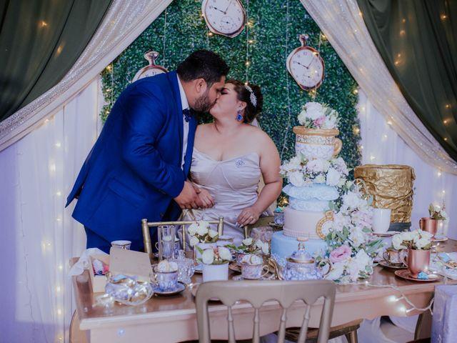 La boda de Pablo y Gis en Minatitlán, Veracruz 35