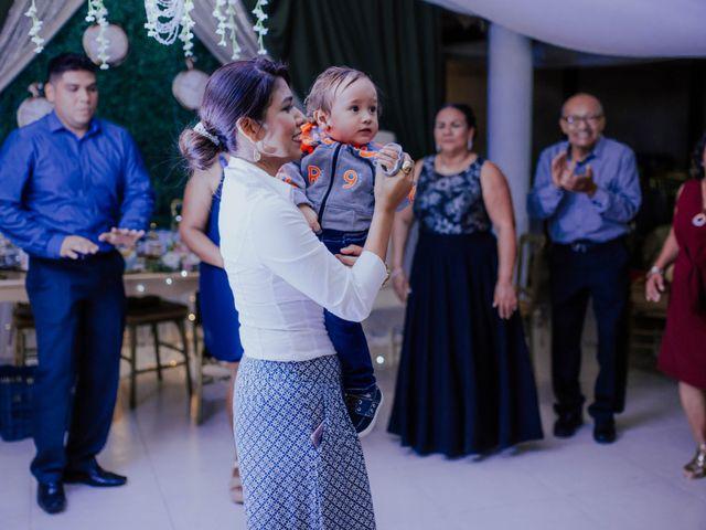 La boda de Pablo y Gis en Minatitlán, Veracruz 40