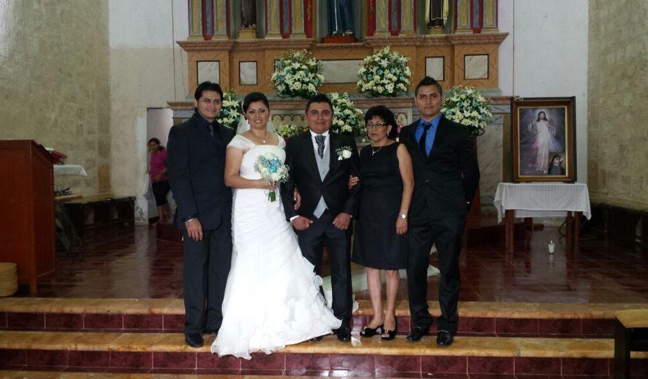 La boda de Gilberto y Martha en Ticul, Yucatán