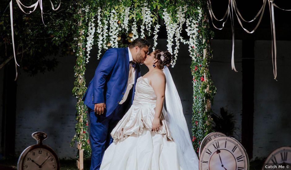 La boda de Pablo y Gis en Minatitlán, Veracruz