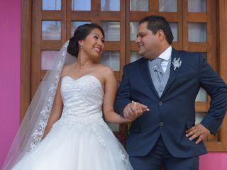 La boda de Mayela y Juan Carlos