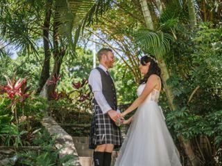 La boda de Constanza y Jordan