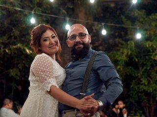 La boda de Citlalli  y Francisco 3