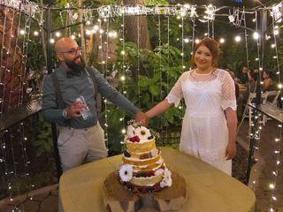 La boda de Citlalli  y Francisco