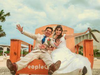 La boda de Mildred y Ricardo