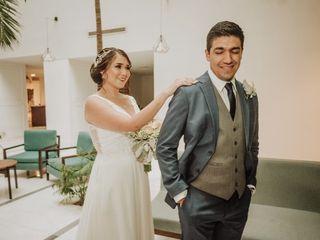 La boda de Mónica  y Guillermo  2