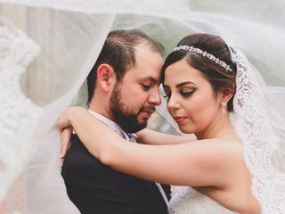 La boda de Nallely y Carlos