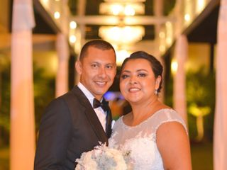 La boda de Cristian y Victor