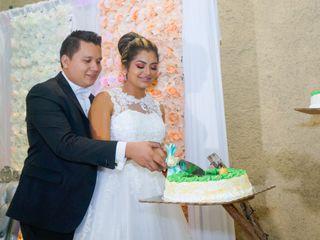 La boda de Xitlalith y Augusto