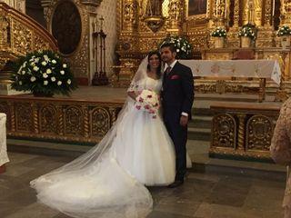 La boda de Raphael  y Fabiola