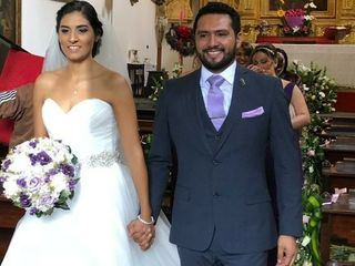 La boda de Magaly  y Eduardo  1