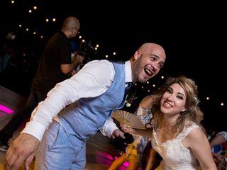 La boda de Alin y Xavier