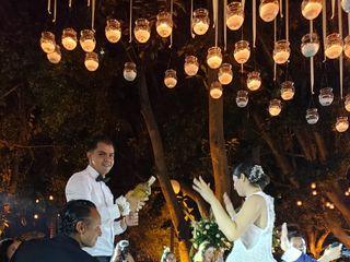 La boda de Paola y Jaime  2
