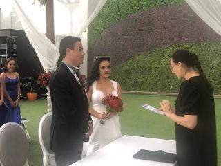 La boda de Mario y Sandra