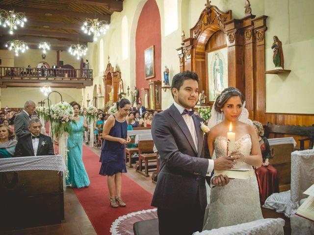 La boda de Mariana y Ramón
