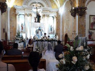 La boda de Karla Edith  y Emmanuel  1