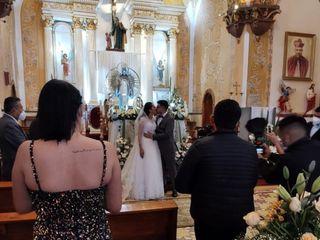 La boda de Karla Edith  y Emmanuel  3