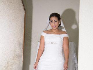 La boda de Angie y Yadir 1