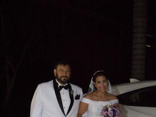 La boda de Angie y Yadir 2