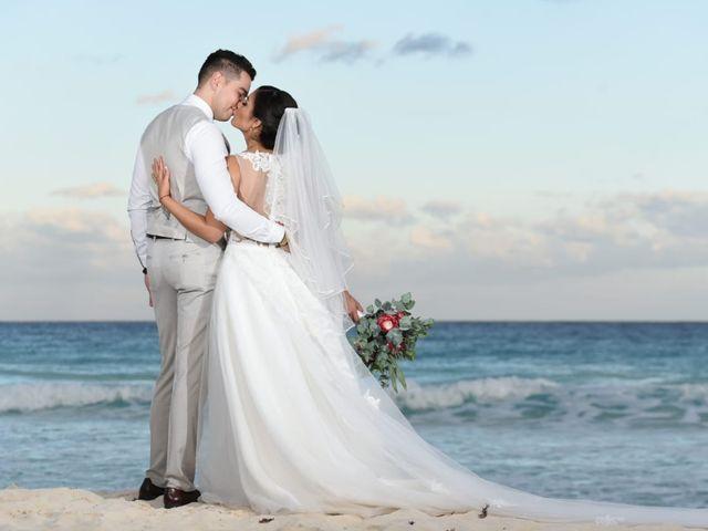 La boda de Leslie y Daniel