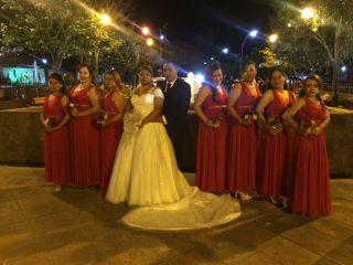 La boda de Marisol  y Gustavo  3