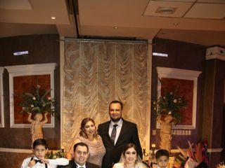 La boda de Adriana  y Gibran  1