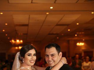 La boda de Adriana  y Gibran  2