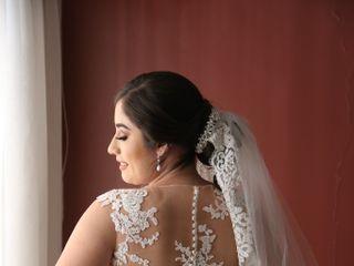 La boda de Adriana  y Gibran  3