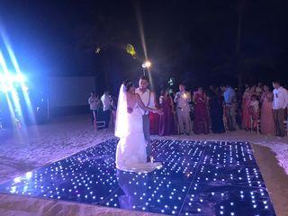 La boda de Rubén  y Selene  2