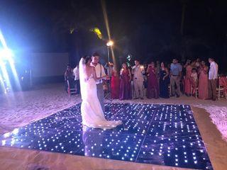 La boda de Rubén  y Selene  3