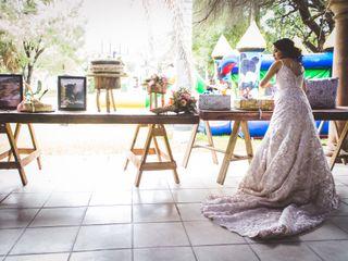 La boda de Marcela y Ángel 1