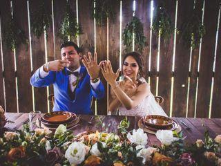 La boda de Marcela y Ángel 3