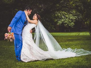 La boda de Marcela y Ángel