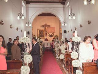 La boda de Nyla y Jorge 1